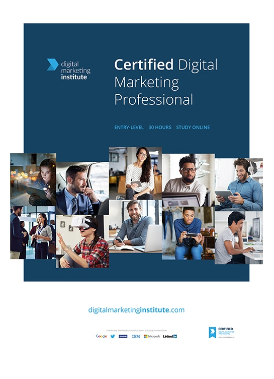 Professional Diploma in Digital Marketing   Study Online   Enrolling Now