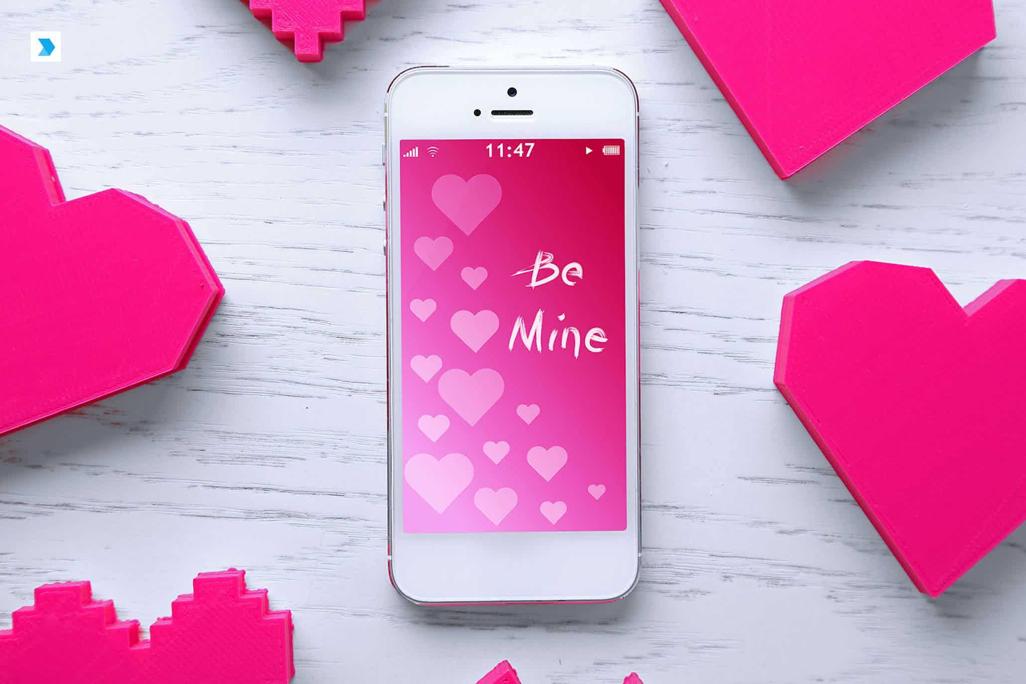 14 ایده بازاریابی روز ولنتاین برای مشاغل کوچک