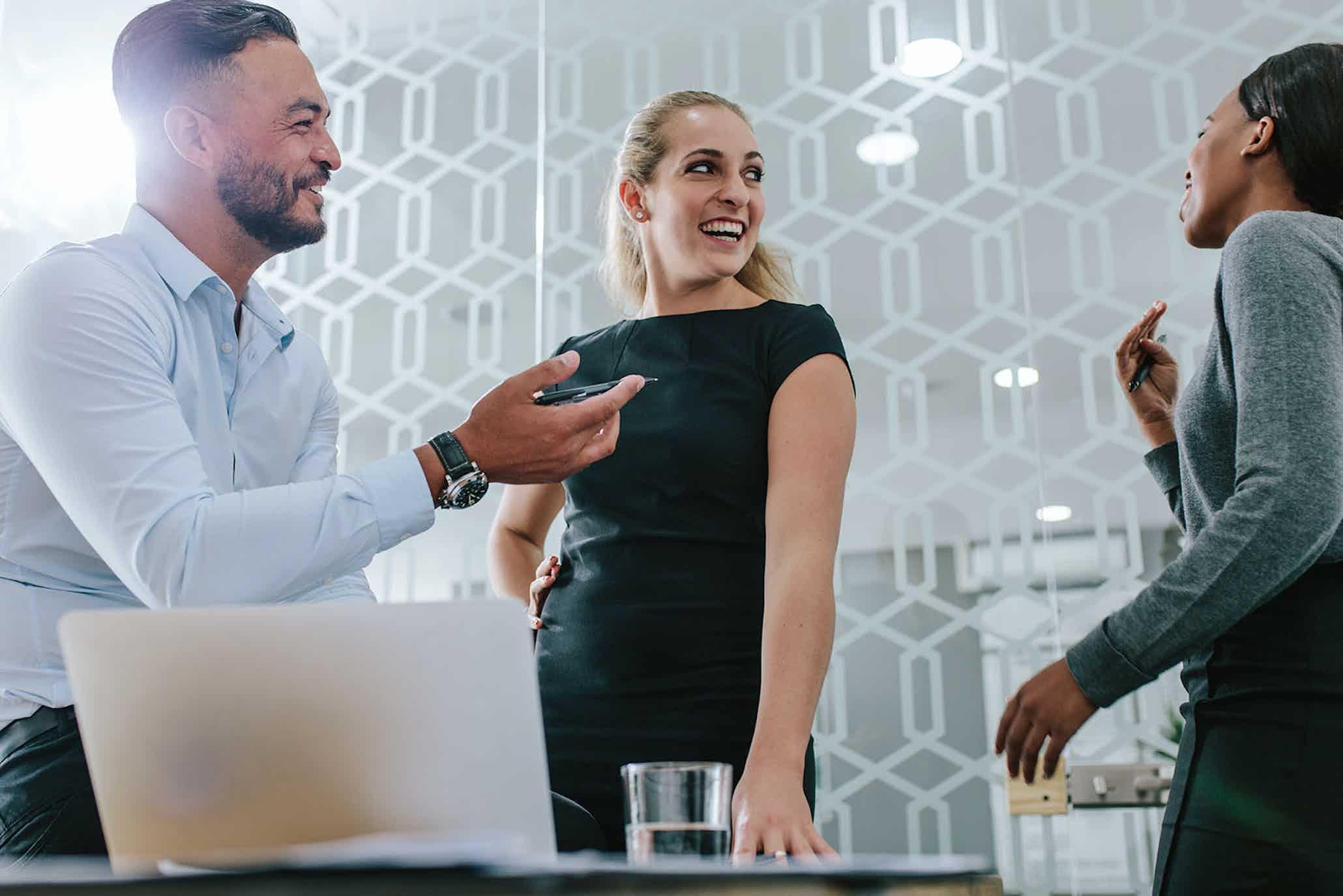 8 تکنیک موفقیت تیم اجتماعی فروش