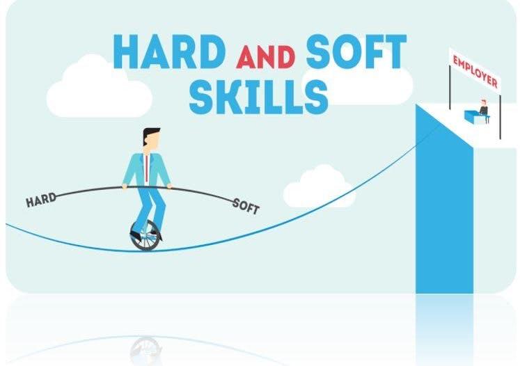 سخت در مقابل مهارت های نرم: چه کسی برنده می شود؟
