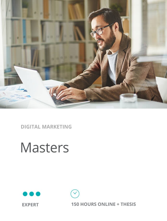 Masters in Digital Marketing | Digital Marketing Course