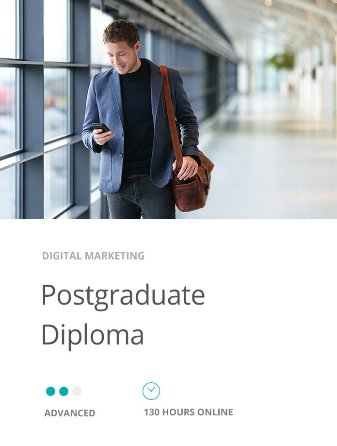 Postgraduate Diploma in Digital Marketing | Digital Marketing Course