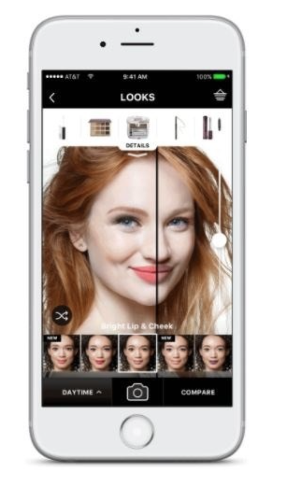 Cosmetics brand Sephora got the jump on ARKit and has been using AR in its main app since earlier this year.