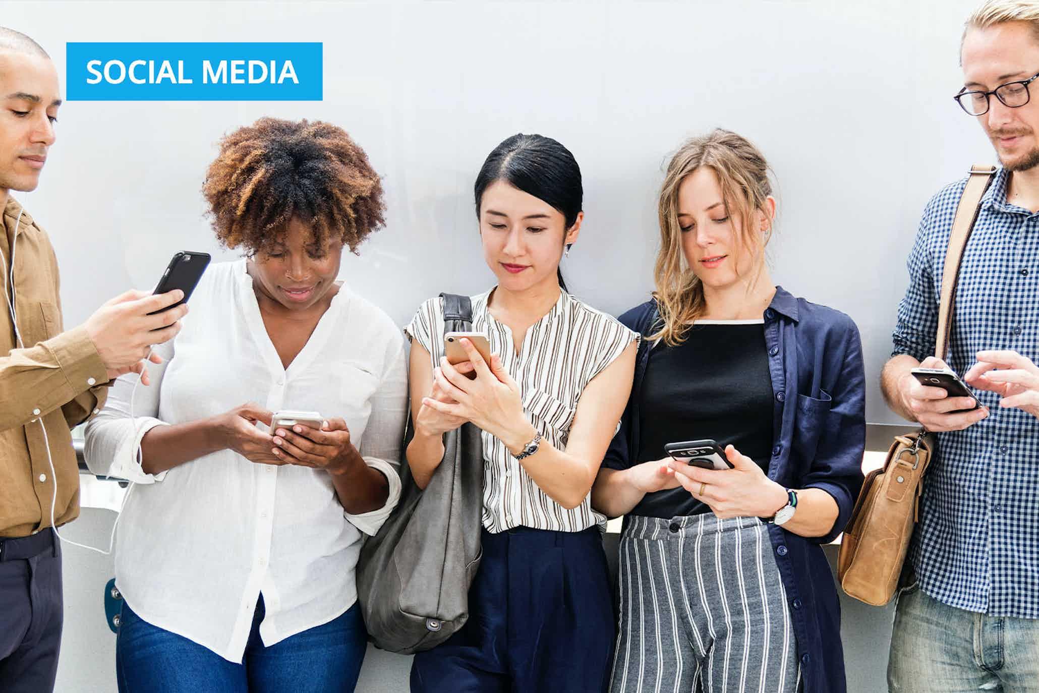 رسانه های اجتماعی: از چه کشورهایی بیشتر استفاده می کنند و از چه چیزی استفاده می کنند؟