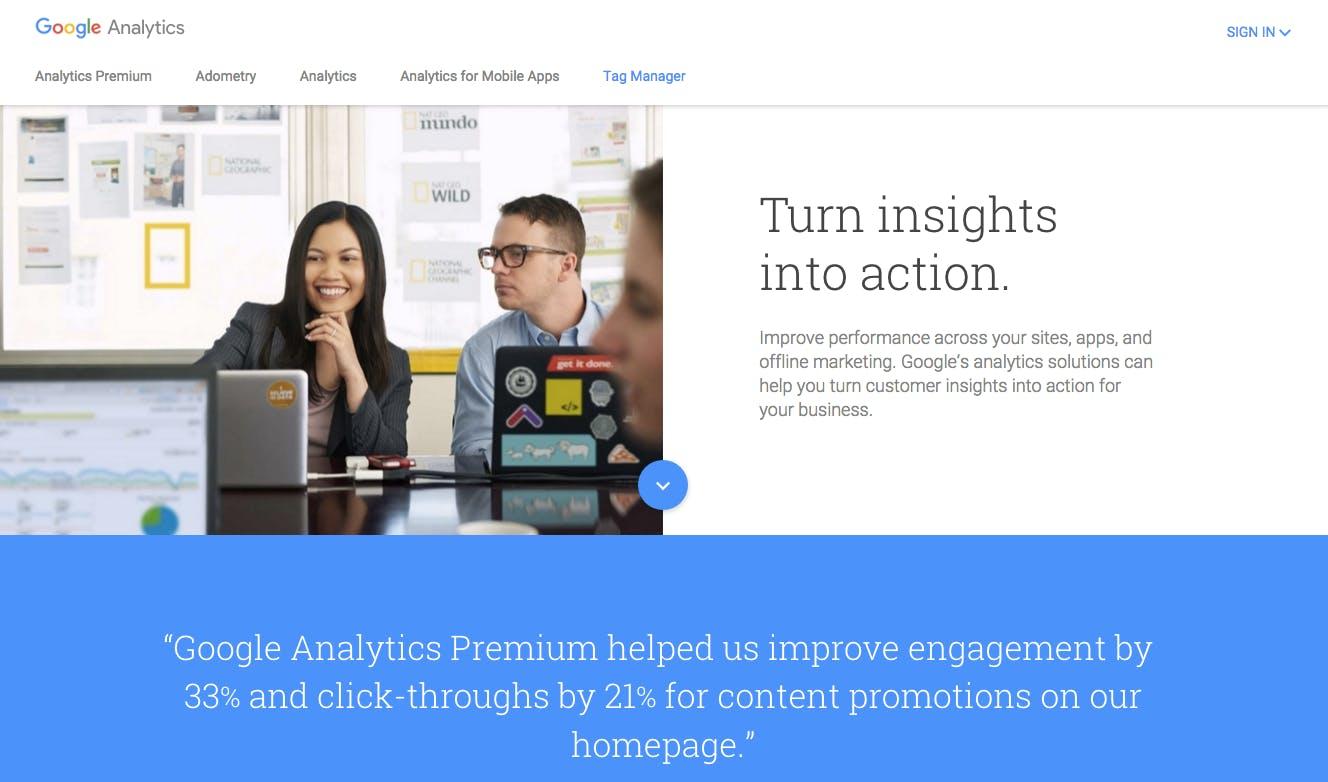 وبلاگ 7 اولین قدم - Google Analytics