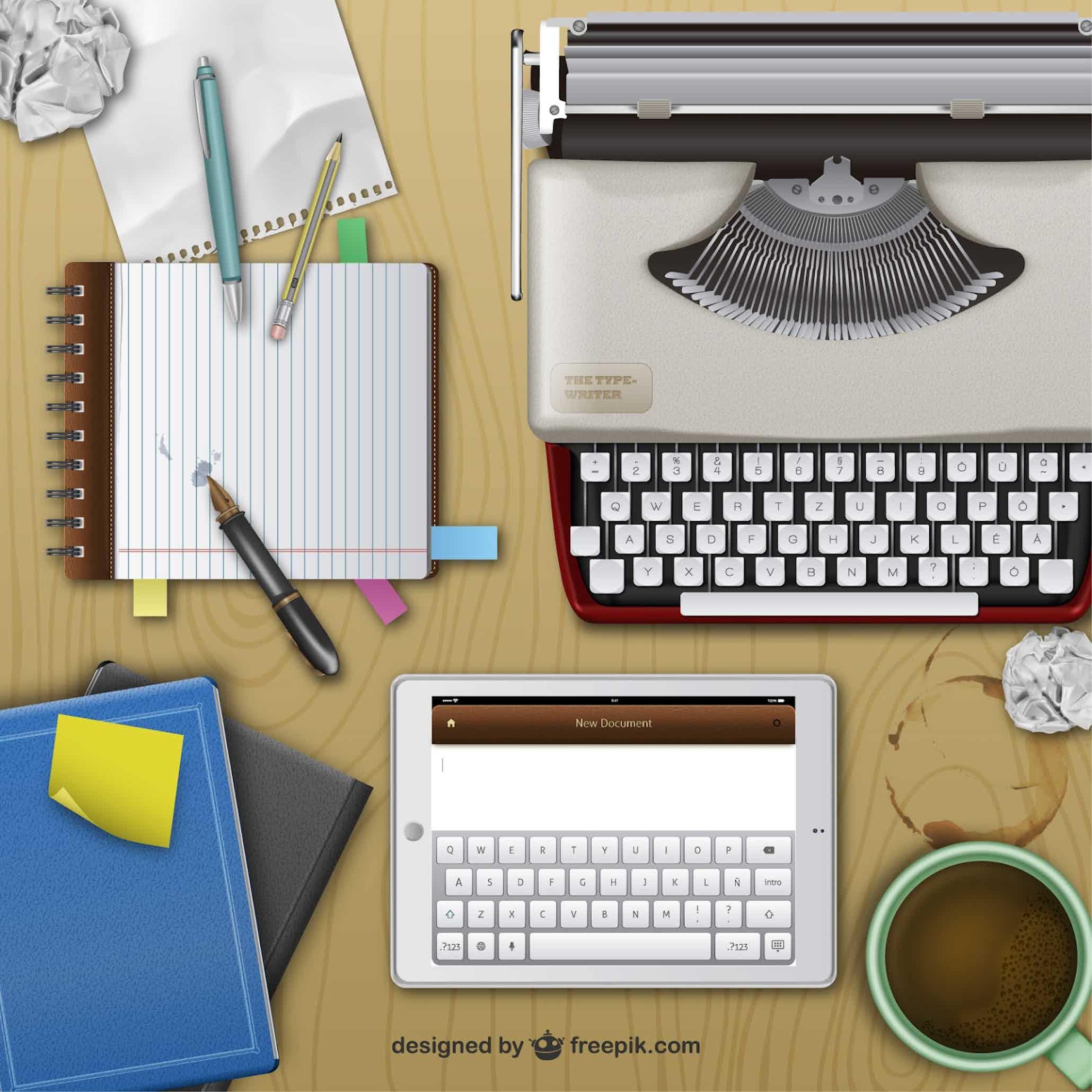 چگونه می توان یک پست وبلاگ با کیفیت بسیار سریع نوشت (و در این مرحله سالم باشید)