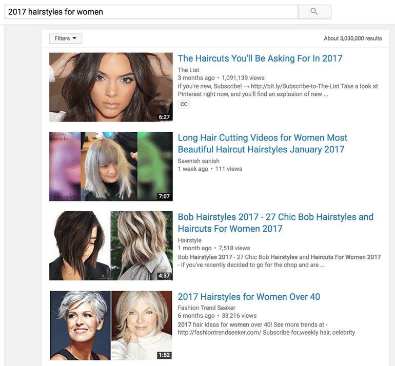 هر دقیقه بیش از 300 ساعت فیلم ویدئویی در YouTube بارگذاری می شود.  به دلیل حجم گسترده ای از مطالب که هر روز ظاهر می شود ،
