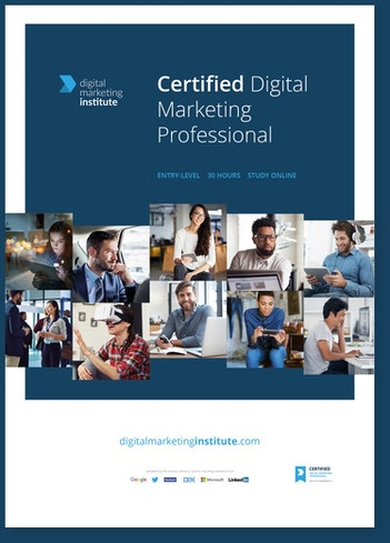 Certified Digital Marketing Professional Program