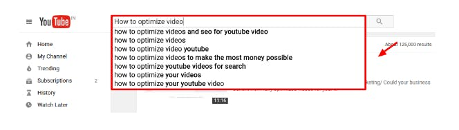 Use Well-Researched Keywords,video seo rankings