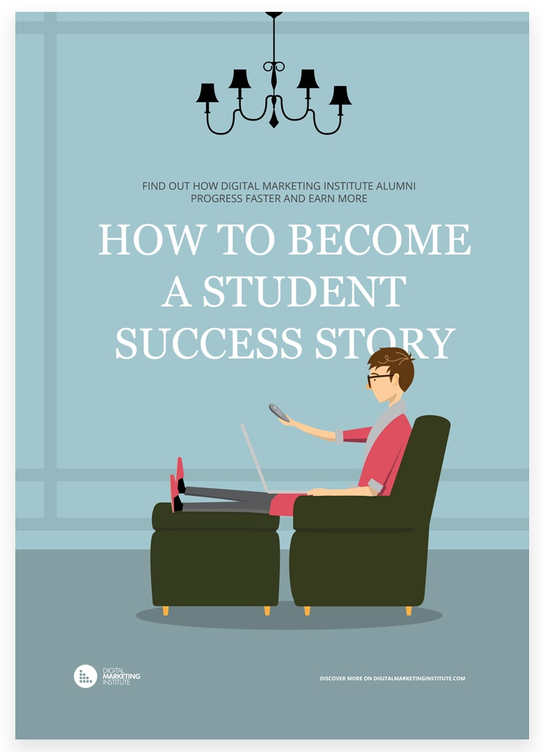 Art of dmi by ian dodson digital marketing institute free ebook become a student success story fandeluxe Gallery
